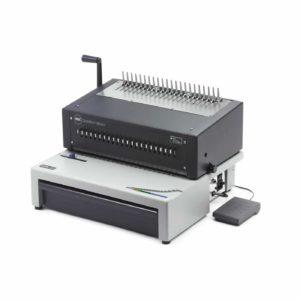 machine a relier ibico c800 pro gbc