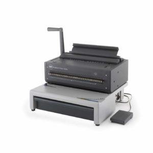 machine à relier gbc ekaro 40- à peigne métallique