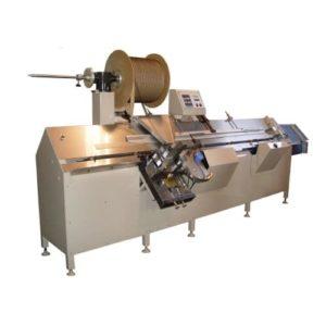Machine à relier automatique industrielle pour la fabrication des cahiers et calendriers