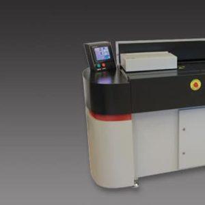 Thermorelieur automatique HOT-MELT pour des reliures dos carré collé