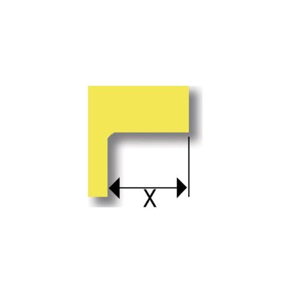 Accessoire de découpe 90 découpe droite avec angle arrondi pour Onglematic 7