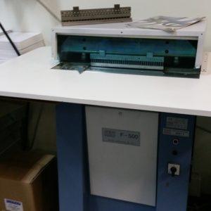 perforateur papier occasion